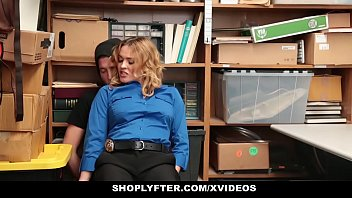 shoplyfter - supah-hot cougar predominates youthfull thief for stealing