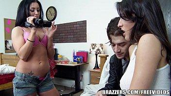 Brazzers - Kortney Kane'_s coed sex tape