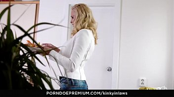 naughty inlaws ndash_ chesty cougar lures stepson and.