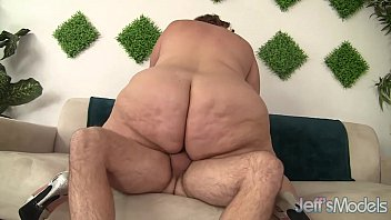 giant large rump gets herself nailed