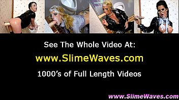 mass ejaculation glamour slime lesbos