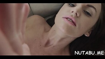 thirsty nubile playgirl luvs to knuckle and to.