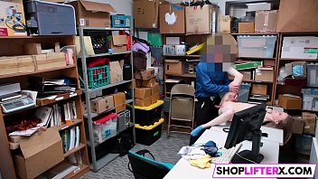 shoplifting sweety catarina gets plowed