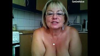 gilf goes insatiable on web cam