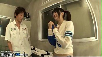 japanese cheerleader plowed in the locker apartment -.