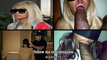 blac chyna challenge by dominican lipz-.