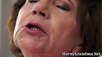 draining aged gal