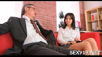 professor coercing himself on playgirl