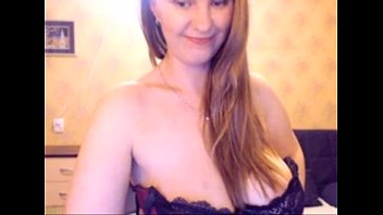 russian web cam model milky bating.
