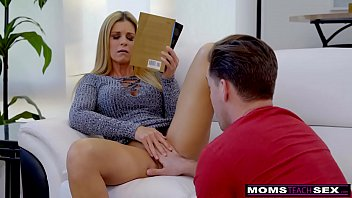hotwife wifey india summer plays with stepsons immense.