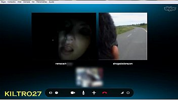 skype con gabriela argentina cachonda