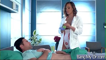 kiera rose patient and physician in hard-core lovemaking.
