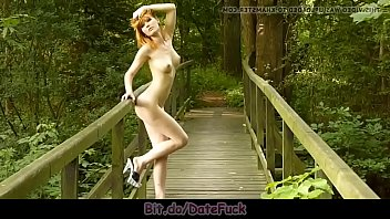 mia solis on bridge bare