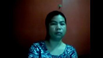 filipino girl flash on web cam