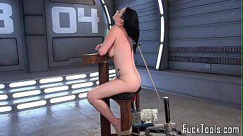 restrict bondage & discipline machine honey gets her.