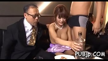 sumptuous playgirl exploited in public