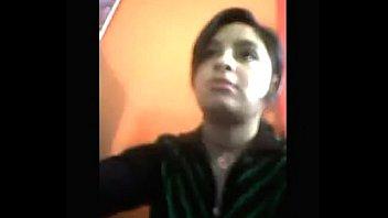 nenita loquita muestra por web cam