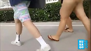 phat ass milky girl in swimsuit