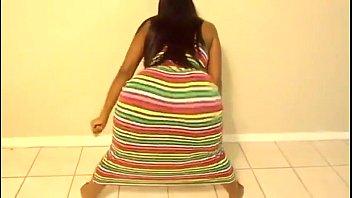 mind-blowing nubile honey backside jiggling her.