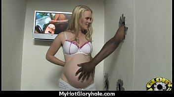 interracial oral penis deep throating six
