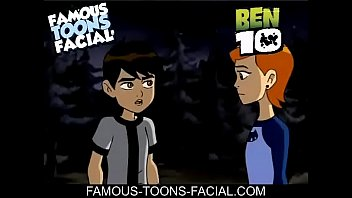 well known toons facial cumshot - max and xylene