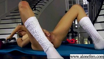 first-ever-timer nubile dame fap with pound.