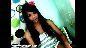 phat rock hard chinese transgirl manstick