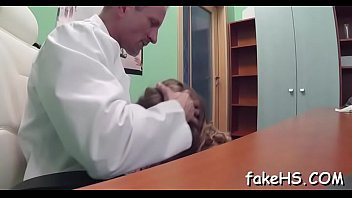 delectable therapist gets pummeled rock-hard