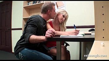 silver-blonde office ultra-cutie cootchie gobbled upskirt