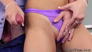 mommy patron039_s daughter-in-law teach and mommy jerk together.