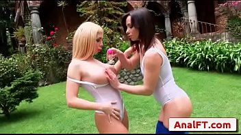 analacrobats introduces alysa and isabella tube.