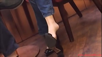candid japanese extreme shoeplay draping in nylons porno 2a