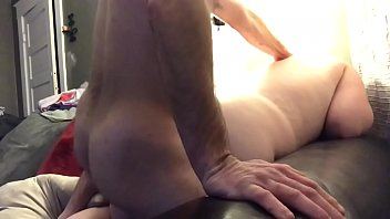 wifey gets crammed up by neighbor