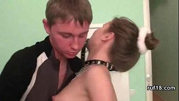 trussed supah-bitch gets aggressively manhandled