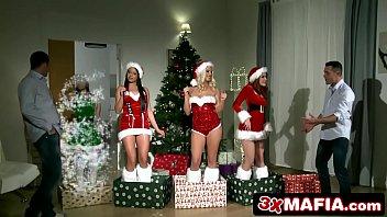 christmas orgy soiree - amarna miller blanche bradburry.