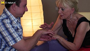 nasty grannie penetrating with youthfull boy