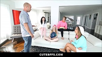 uber-sexy nubile sitters club members layla london and.