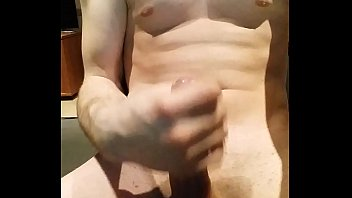 crimson-hot inexperienced boy drains with hefty firm-on on porno