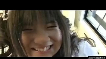 buxom chinese maid teenage takes tub