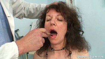 mature karla needs her utterly unshaved elder gash inspected