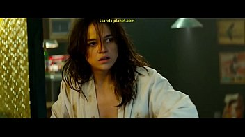 michelle rodriguez nude milk cans in the assignment scandalplanetcom