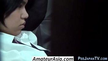 amateurasiacom - japanese caresses and pees.