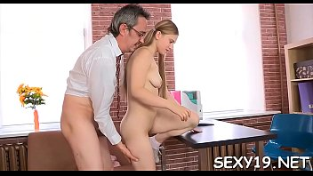 delectable donk stab with educator