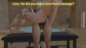 amazon nuru rubdown