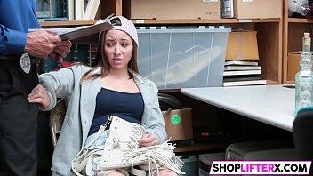 shoplifter gets a 2nd chance
