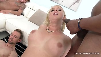 large ass mega-slut bambi bella group fuckfest -.