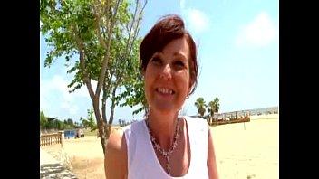 joyce analfucked on a beach in.