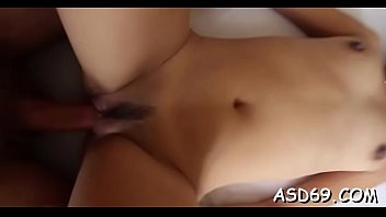 talented japanese gal deep throats a jock and.