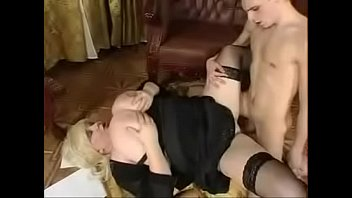 immense blond educator ravages with student  meet.
