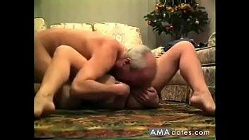 grandmother and granpa makes a pornography